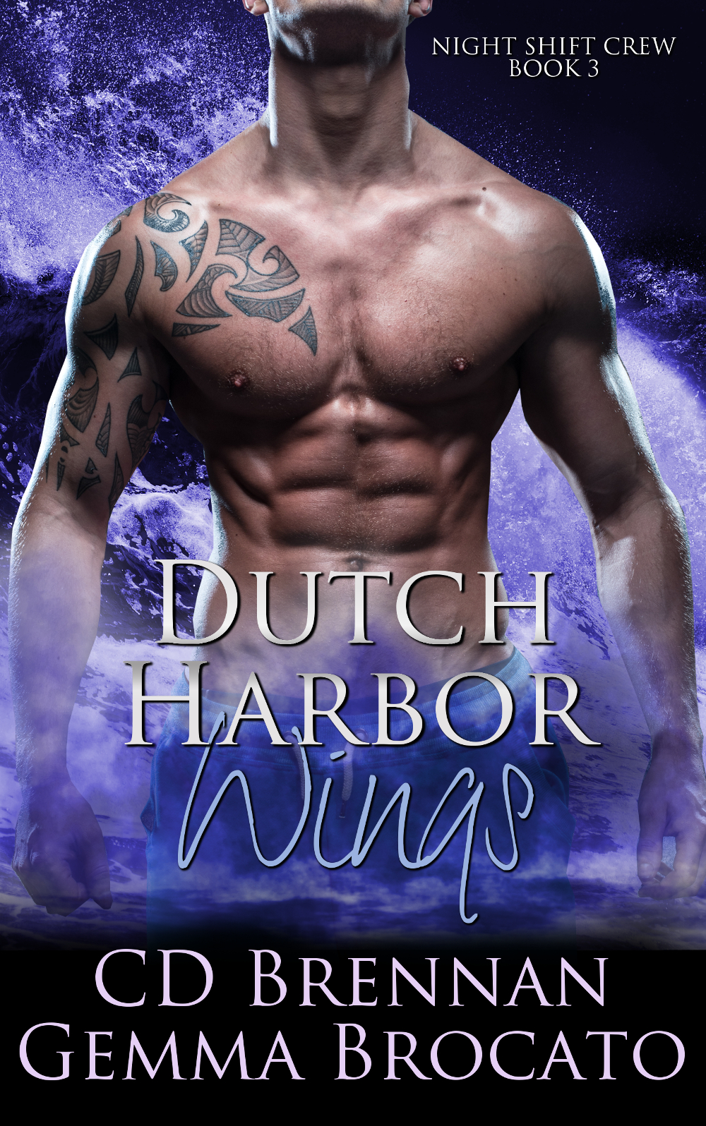 Dutch Harbor WingsMedium