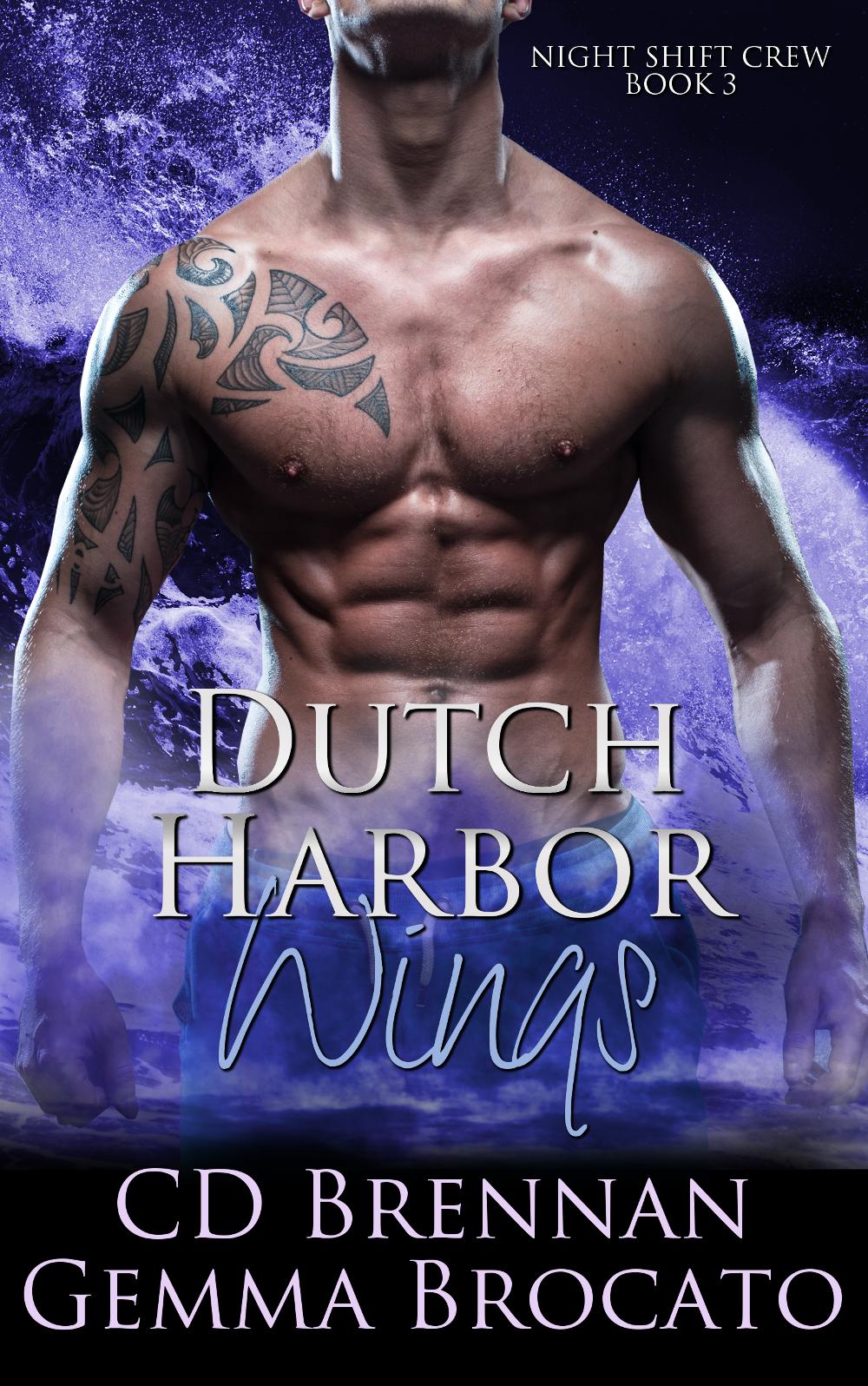 Dutch Harbor WingsMedium